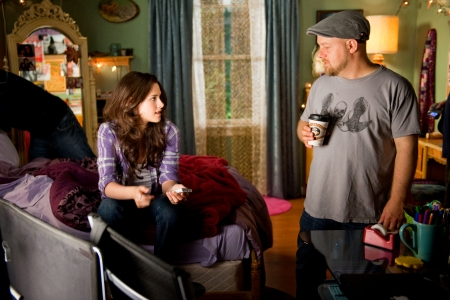 Director David Yates and Eclipse star Kristen Stewart