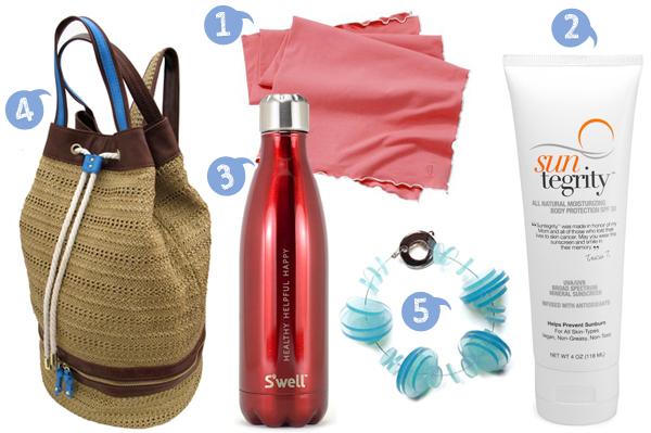 Eco beach items