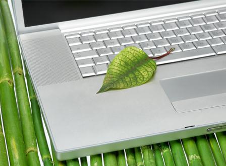 Eco-friendly desk