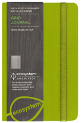Eco-systems notebook
