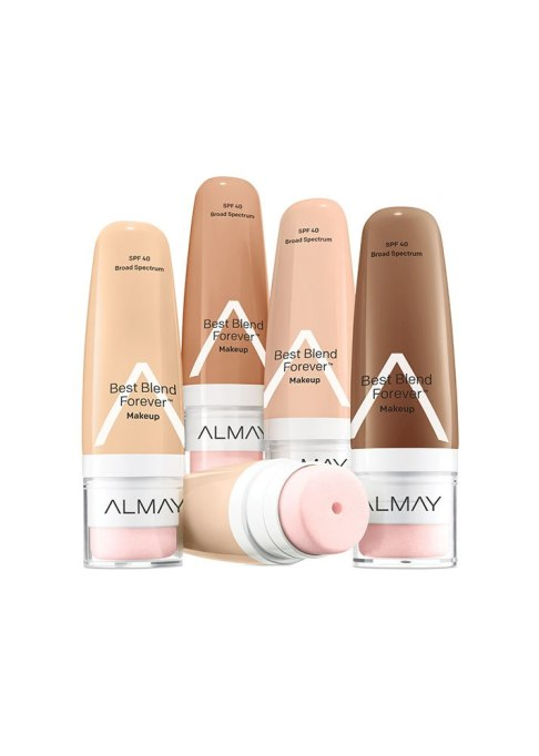 Drugstore Beauty Products Under $30 | Almay Best Blend Forever Foundation