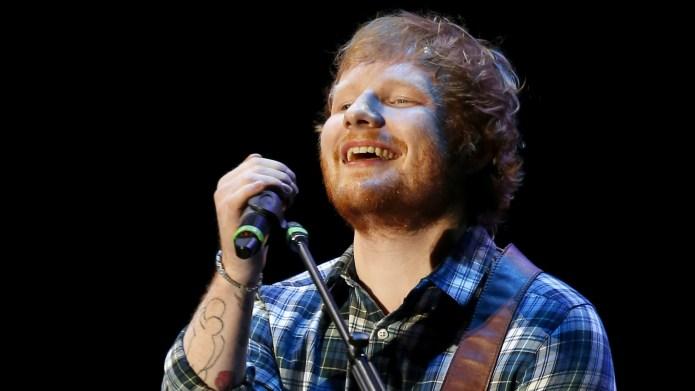 Ivor Novello Awards: Ed Sheeran wins