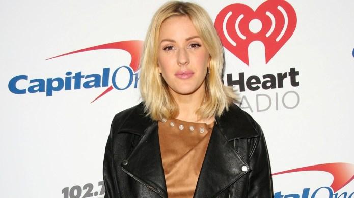 Singer Ellie Goulding responds to 'absurd'