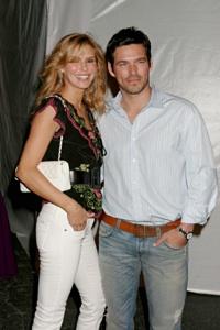 Eddie Cibrian and Brandi Glanville