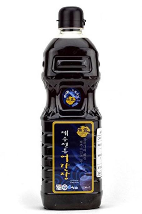 Jeju Island Fish Sauce