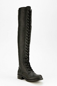Edgy boots -- (Urban Outfitters, $190)
