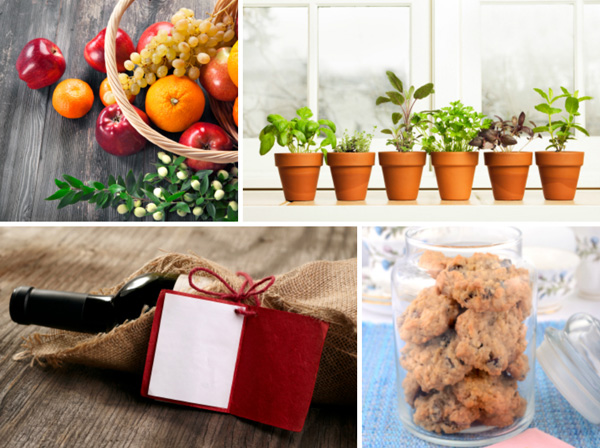 edible Mother's Day gift ideas