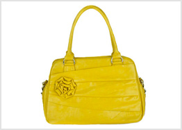 Rose Marigold camera bag