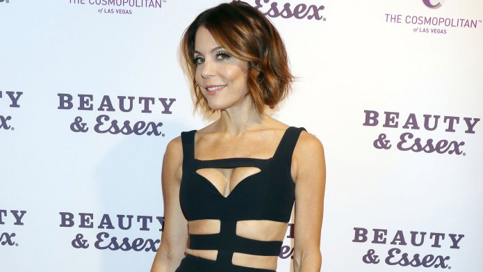 Bethenny Frankel shouldn't feel embarrassed about