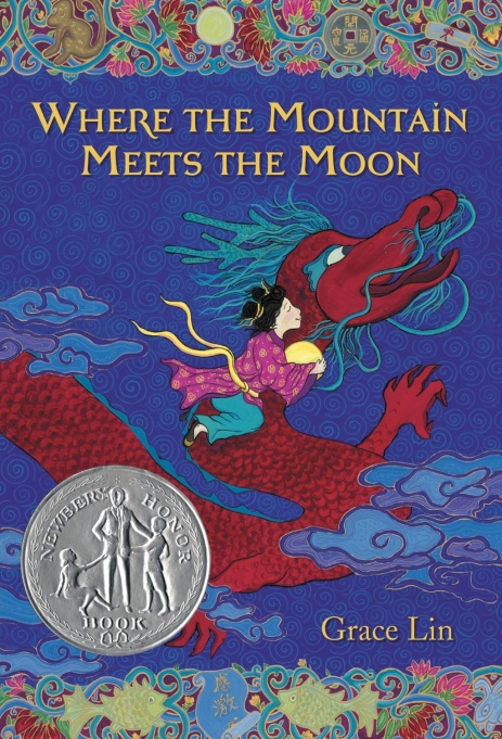 Books for girls: Where the Mountain Meets the Moon