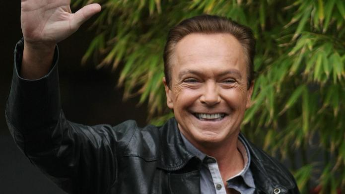 The Partridge Family star David Cassidy
