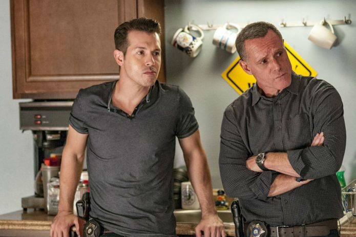 You can blame Voight for Antonio's