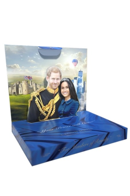 Royal Wedding Merchandise Condoms