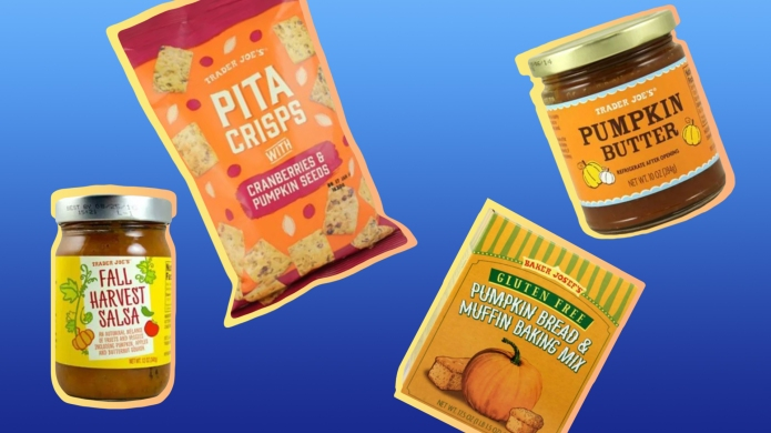 All the Pumpkin-Flavored Foods Available at
