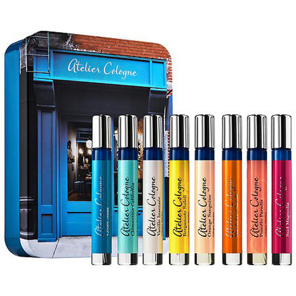 Beauty Products That Will Sell Out Fast This Holiday Season | Atelier Cologne Perfume Wardrobe