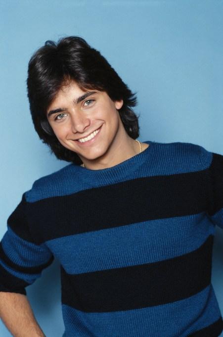 The best of John Stamos' hair: John Stamos 1983