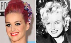 From Norma Jean to Katy Perry