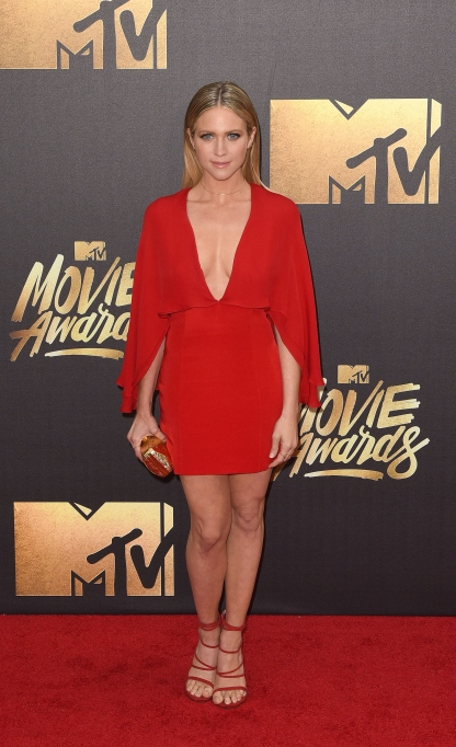 Brittany Snow MTV move awards