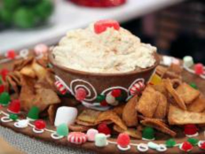 Holiday Baking Championship Recipes: Candied Walnut Mousse