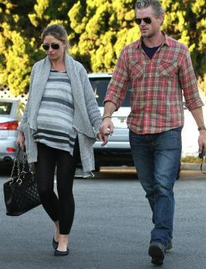 Rebecca Gayheart and Eric Dane have