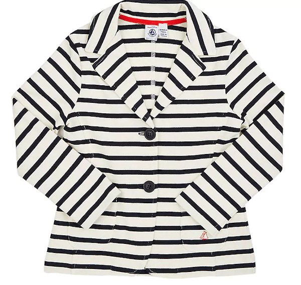 Where Do Celebs Really Buy Their Kids' Clothes? Petit Bateau