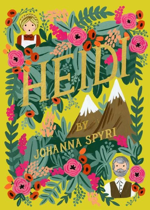 Books for girls: Heidi