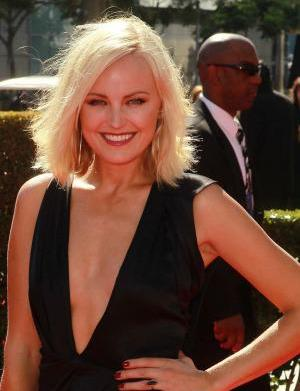 Malin Akerman doubles up on the