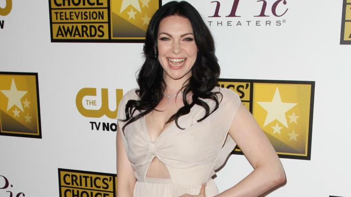 OITNB's Laura Prepon: I'm in every