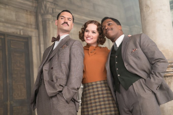 November 2017 Movies: 'Murder on the Orient Express'