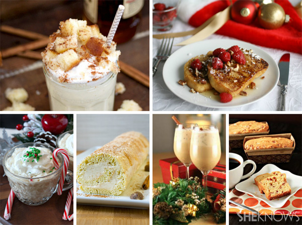 Get in the holiday spirit with more eggnog-filled goodies from SheKnows.com