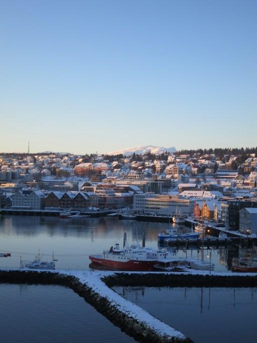 Picture-Perfect Winter Destinations: Tromsø, Norway