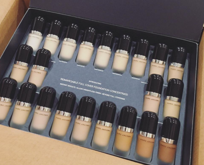 Marc Jacobs foundation photo brings attention