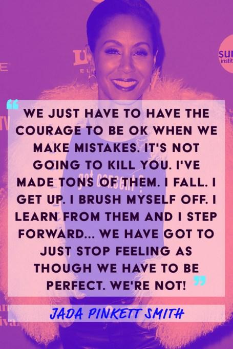 Jada Pinkett Smith feminism quote