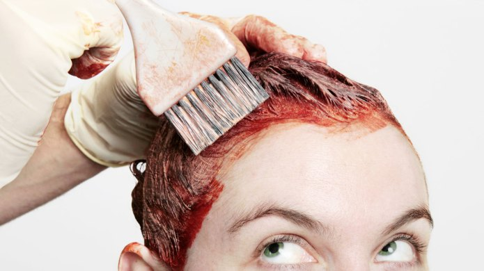 How to Remove Hair Dye From