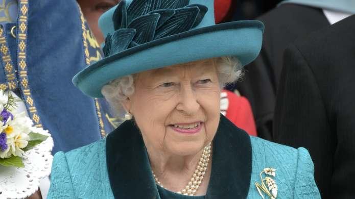 The Queen's Diet Is Hardcore &
