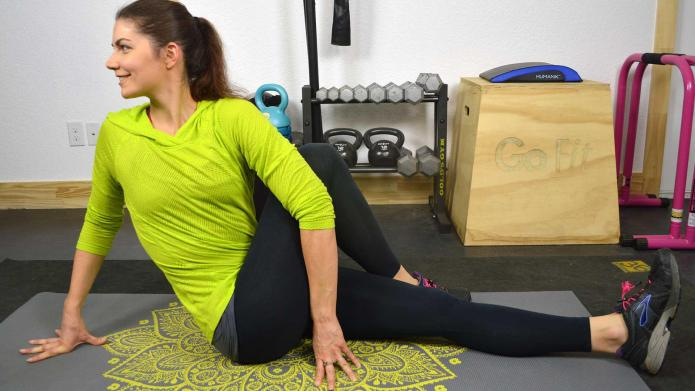 6 Hip stretches that give major