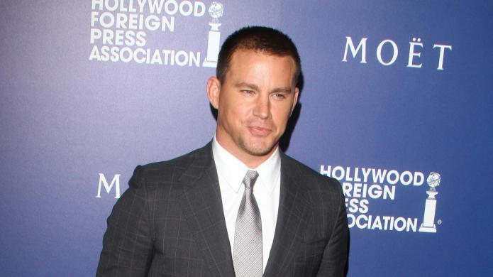 Channing Tatum goes extreme with frank