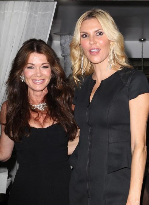 Lisa Vanderpump and Brandi Glanville