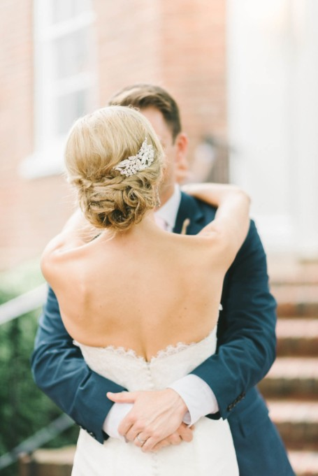 Ethereal Bridal Hair Accessories | Elizabeth Fogarty Photography