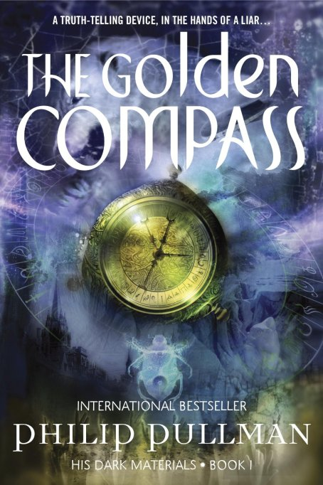 Books for girls: The Golden Compass