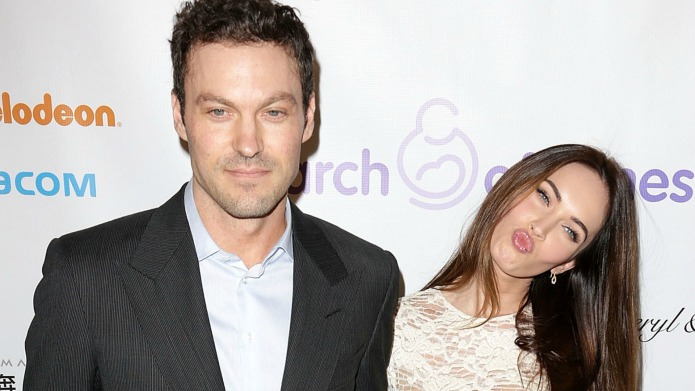 Brian Austin Green is pulling out