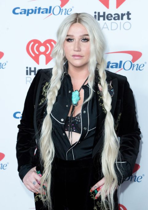Celebrities Who Don't Label Their Sexuality: Kesha
