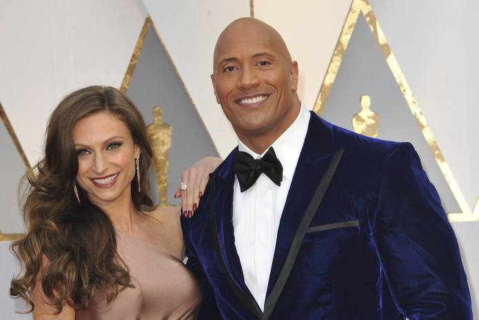 Dwayne Johnson Is Living His Best