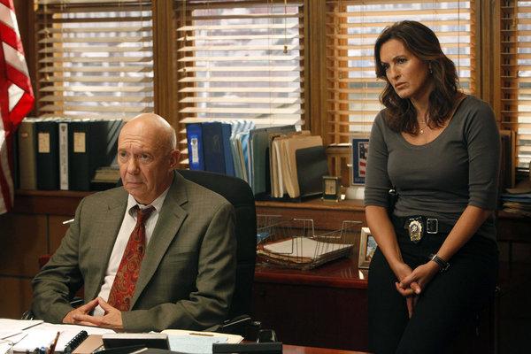 Law & Order: SVU still