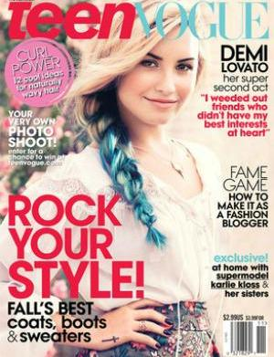 Demi Lovato denies One Direction romance