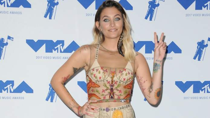 Paris Jackson Put Nazis & White