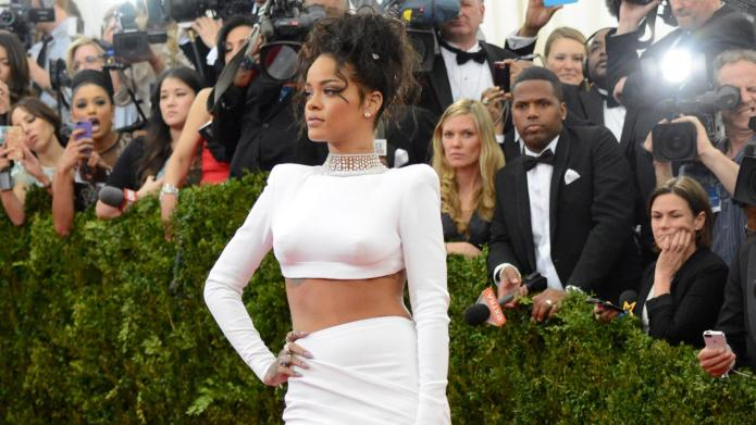 Spotted at the Met Gala: Bare