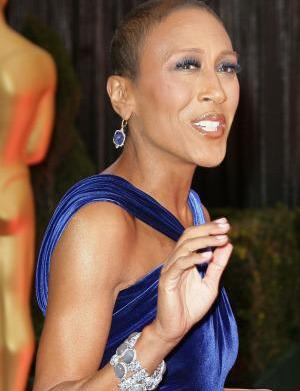Robin Roberts hospitalized after vacation illness