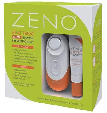 Beauty Finds: Zeno Blemish Prevention Kit