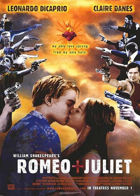 '90s Movies That Would Make No Sense Now - Romeo + Juliet